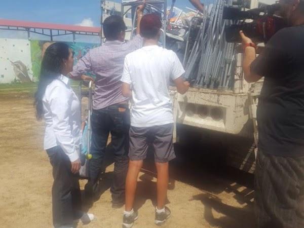 Envían migrantes 10 toneladas de ayuda a México desde EU