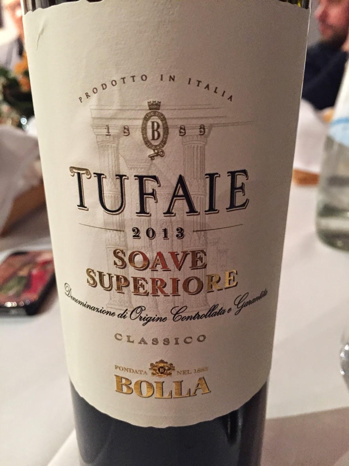 2013 Bolla Tufaie Soave Superiore Classico