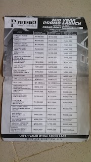 abc gardens price list