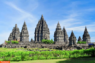 Photo: Prambanan Temple, Indonesia