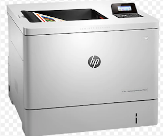 The HP LaserJet M553dn is the fastest Laser Printer among other Printers in its class. This printer can directly print documents even while still in Sleep mode in just 9 seconds