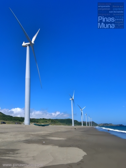 Windmills of Bangui Ilocos Norte