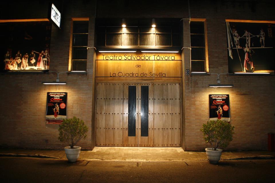 Gel n noticias t vora teatro abierto de sevilla acoge for Teatro en sevilla este fin de semana