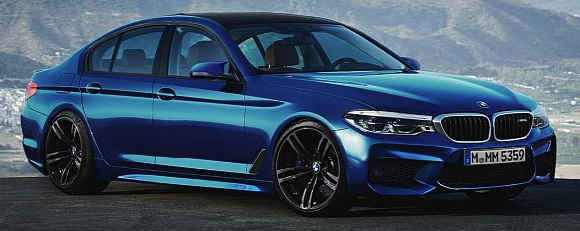 2018 BMW M5 Xdrive Review Design Release Date Price And Specs