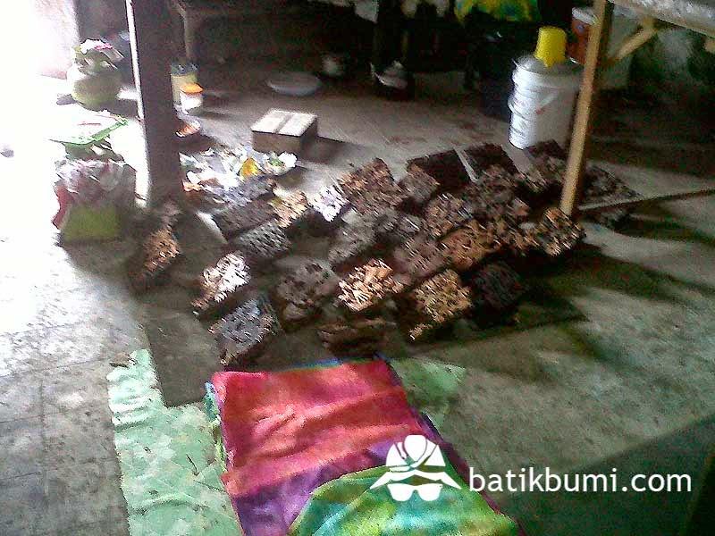 Canting batik cap