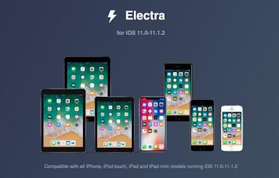 Electra jailbreak beta 11-2 released