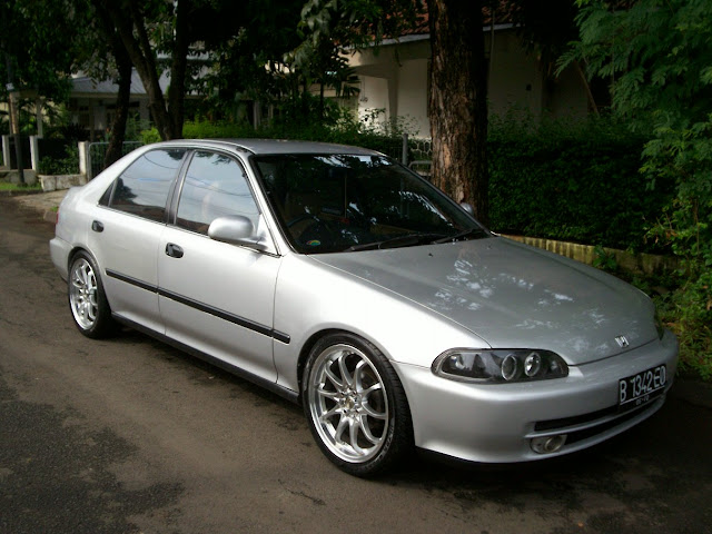 Honda Civic Genio 1992