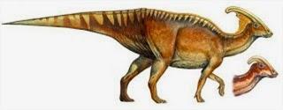 Foto Parasaurolophus