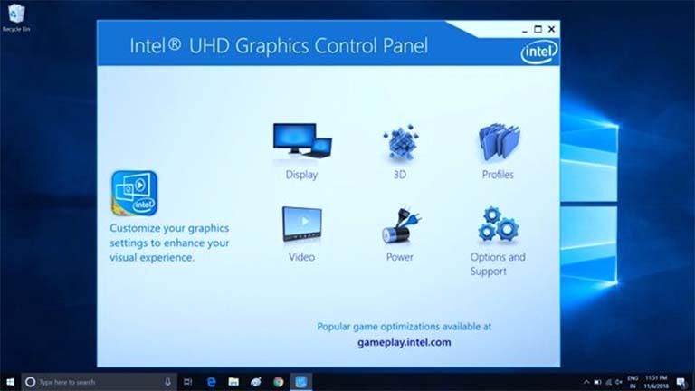 Intel Meluncurkan Driver Windows Modern Khusus Untuk Windows 10