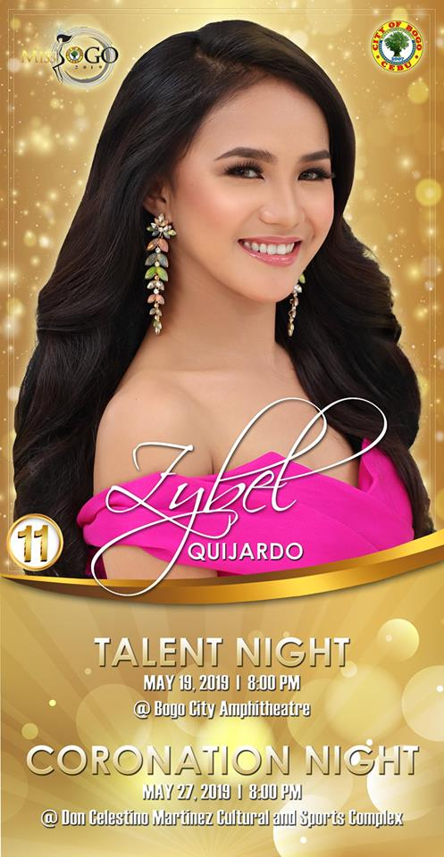 ZYBELL QUIJARDO Candidate #11
