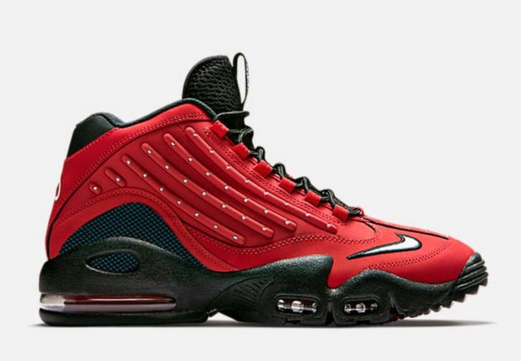 ... shopping 2015 nike air max griffey ii university red retro sneaker  available now detailed images 1fe55 ae1c1d04f