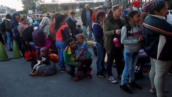 Más de 5.000 migrantes esperan en Chiapas, México, ser regularizados o repatriados