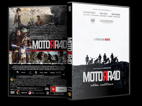 Capa DVD Motorrad [Custom]