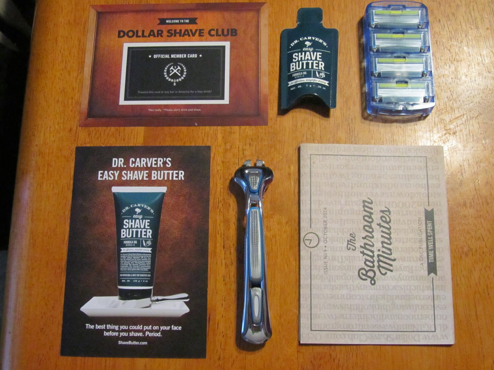History And Technology Dollar Shave Club Executive Blades Vs Gillette