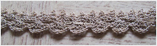 free crochet neckwear pattern