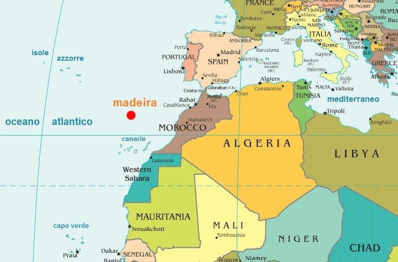 Cartina Geografica Portogallo E Isole.Piccolo Mondo Di N Tamburrino Perle Enologiche Il Madeira
