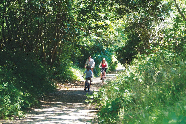 Pentewan Valley Cycle Hire for the picturesque family friendly trail