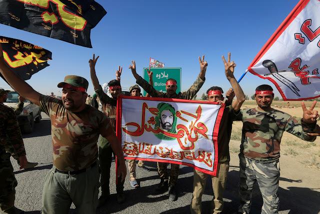Γιατί οι Κούρδοι Πληρώνουν το Δώρο του Τραμπ στο Ιράν