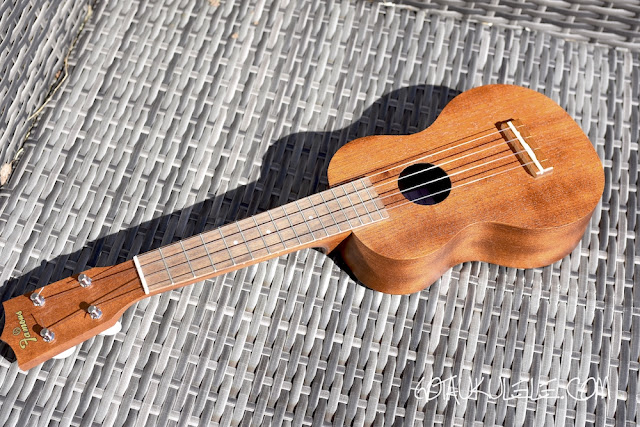 Famous FS-1 Soprano Ukulele