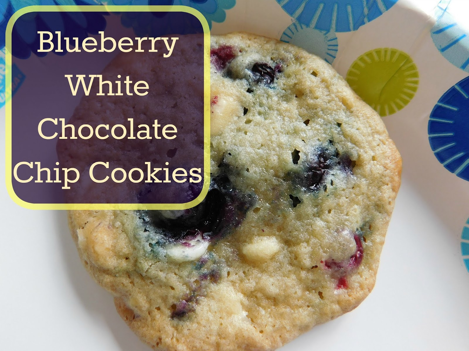 We always pick a lot of blueberries in the summer because we have so ...