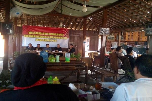 Muhammadiyah Bantah Dukung Pembubaran HTI yang dimuat NU Online dan Ansor News