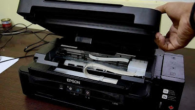 epson L210 printer with ink system