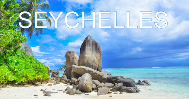 postcards from Seychelles