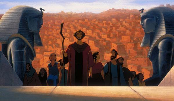 Grandes Cenas: O Príncipe do Egito