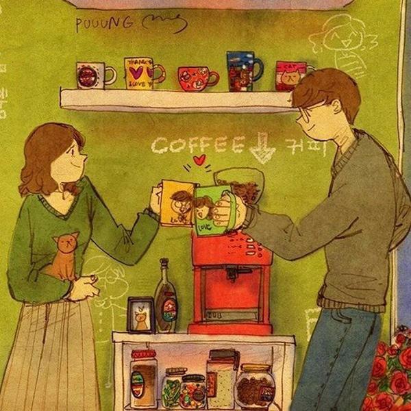Những điều giản dị làm nên hạnh phúc vợ chồng-12