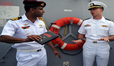 sailor occupation