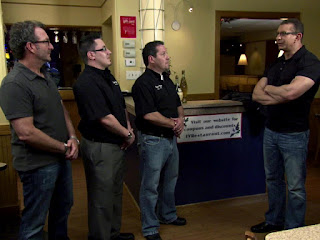 Italian Village Restaurant Impossible