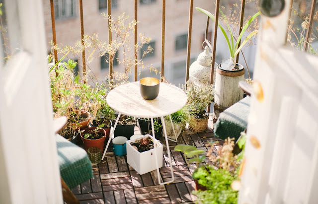 5 Gorgeous Terrace Makeover Ideas
