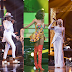 Sartorial Elegance:See all the Beautiful Dresses Efya Wore At Girl Talk Concert 2017