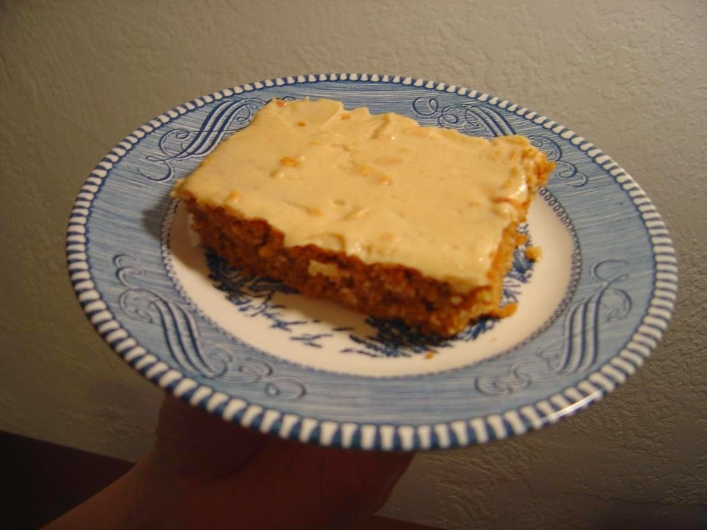 One Luscious Peanut Butter Bar