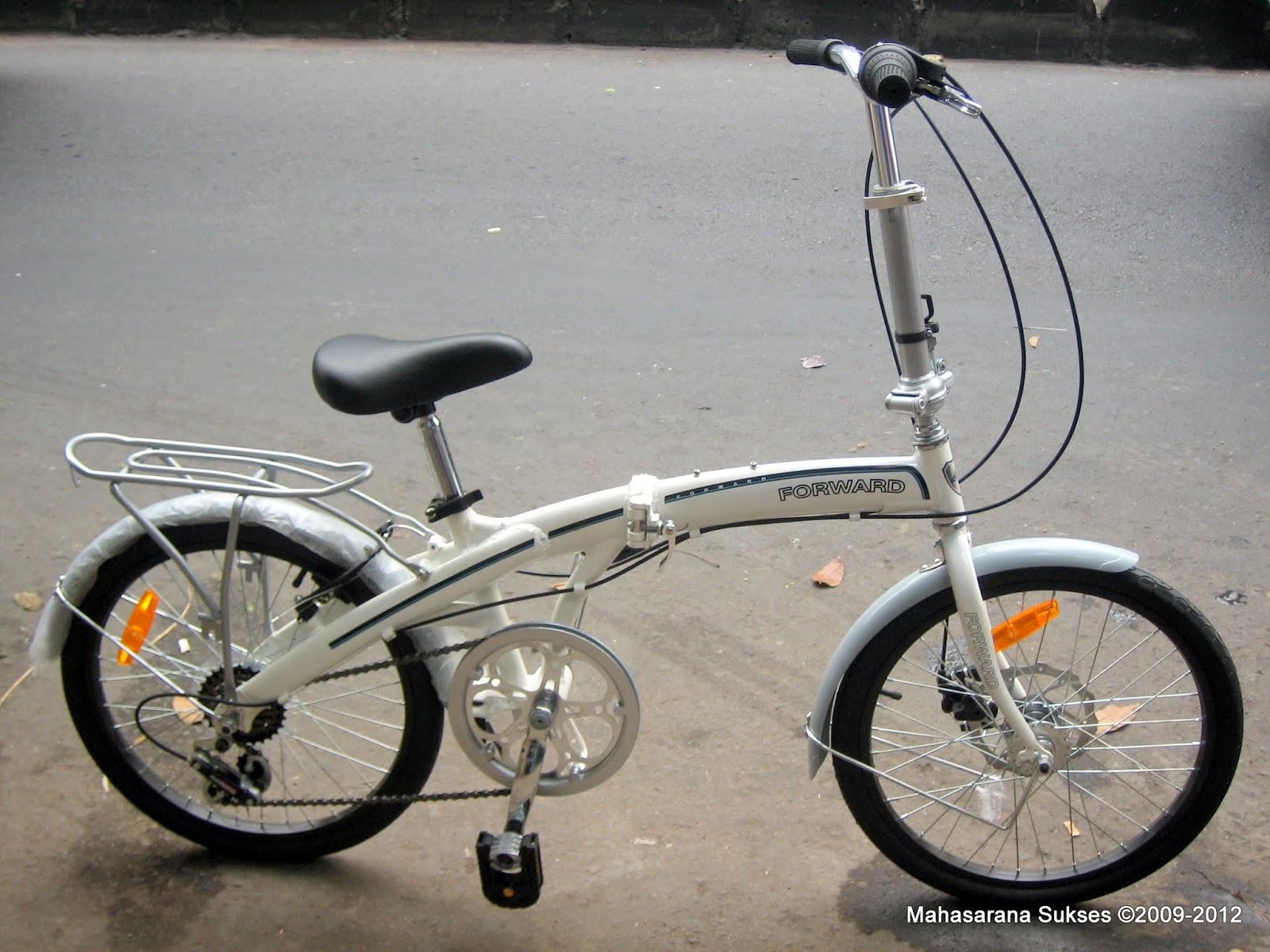 Kiaracondong Lifestyle: Sepeda Lipat Forward 003 HighWind