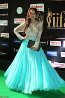 Telugu Actress Angela Krislinzki in transparent top at IIFA Awards 2017 Exclusive 03.JPG
