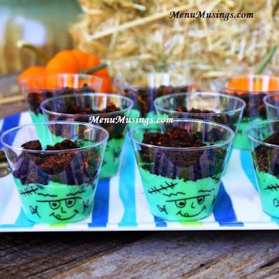 frankenstein pudding cups_menumusings