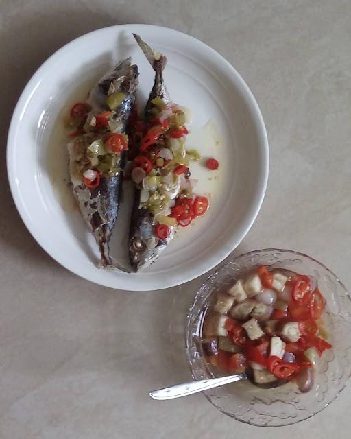 resep masakan ikan, ikan dabu-dabu , kuliner , jajanan indonesia, street food