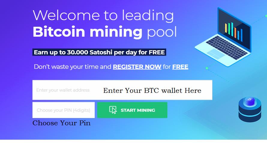 bitcoin mining how to earn