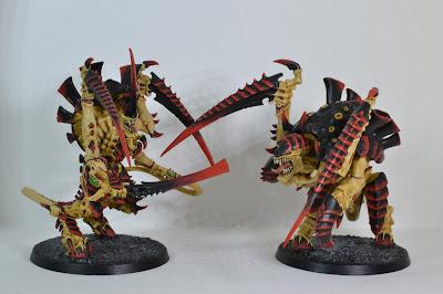Tyranid Leader Beasts