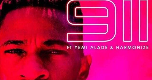 Krizbeatz ft Yemi Alade & Harmonize - 911 [audio]