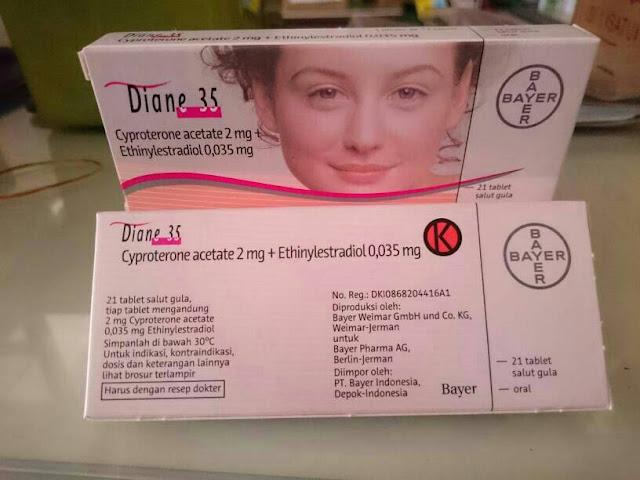 diane 35 kontrasepsi dan terapi hormon