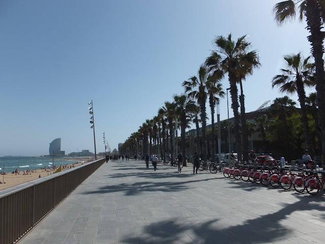 Barcelona-Beach