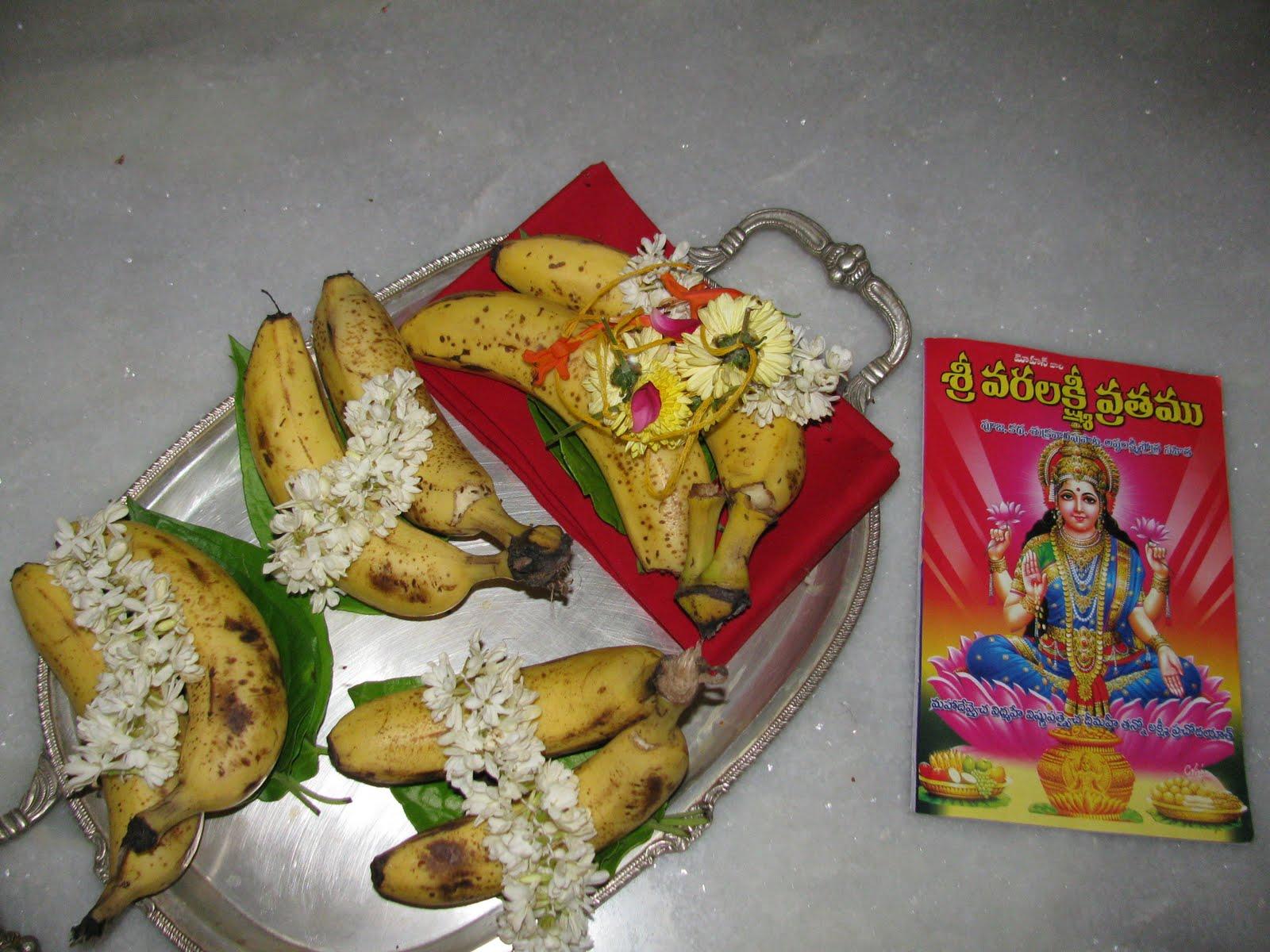 Food Slice: Varalakshmi Vratam - Ulli Garelu/ Vada