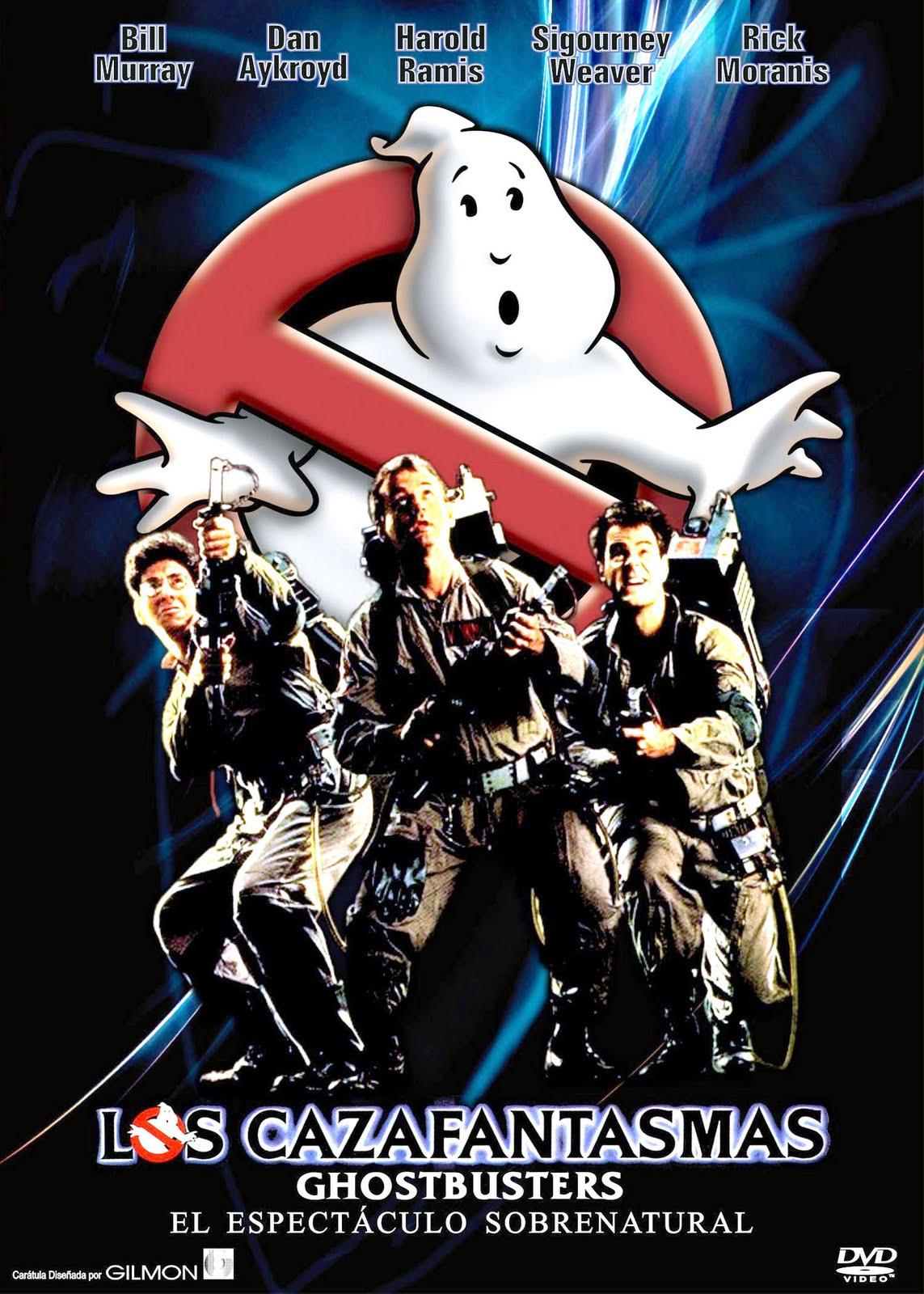 Los Cazafantasmas 1 (Ghostbusters) (1984)