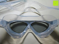 innen: »Swordfish« Jugend-Kinder-Schwimmbrille (ideal auch für Damen) / 100% UV-Schutz + Antibeschlag + 180° View. Starkes Silikonband + stabile Box. TOP-MARKEN-QUALITÄT! AF-9700 schwarz
