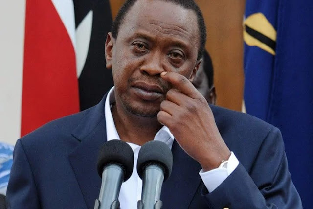 Kenya President Kenyatta says he disagrees with Supreme Court ruling but