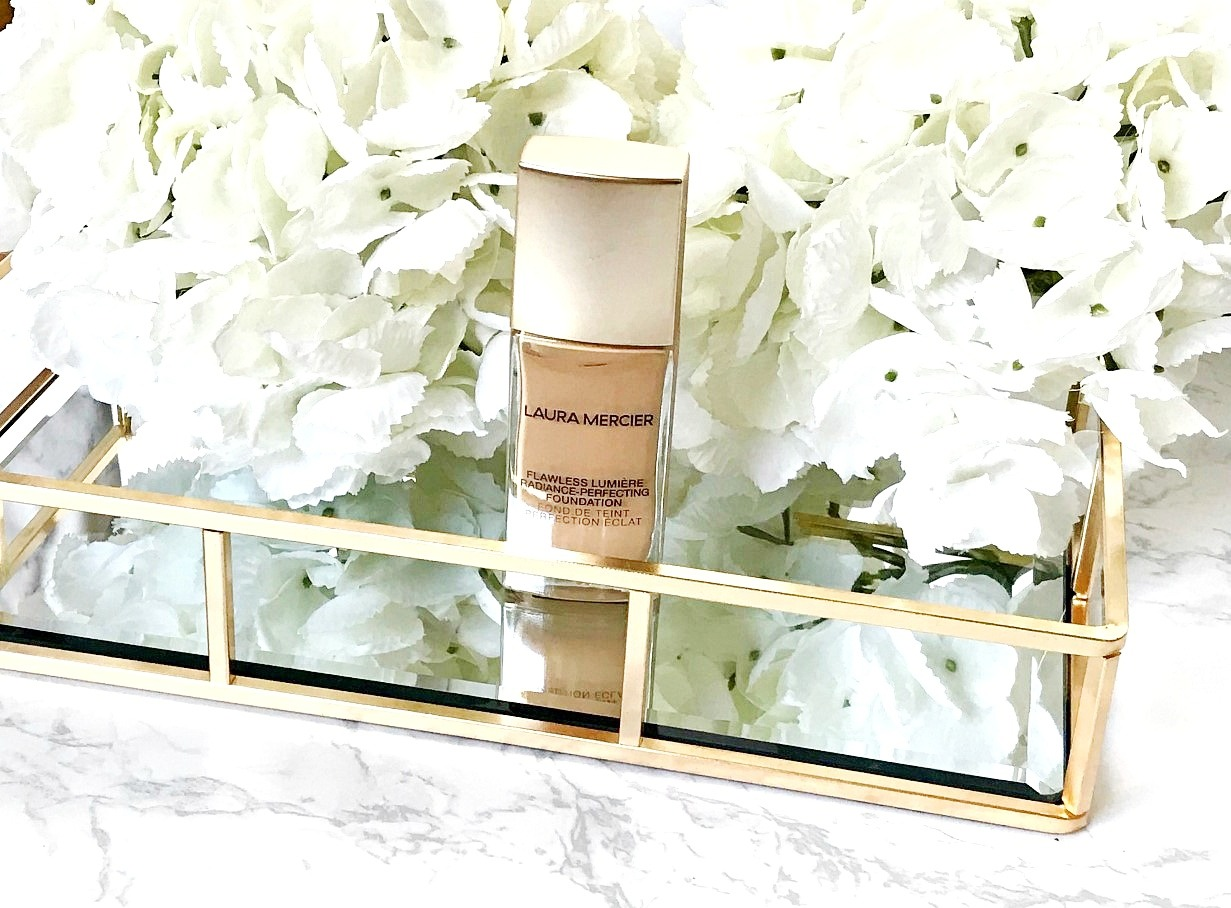 Laura Mercier Flawless Lumiére Radiance Perfecting Foundation Review