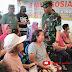 Wujud Peduli Terhadap Masyarakat, Kodim 0821 Gelar Bakti Sosial
