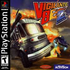 Vigilante 8 - PS1 - ISOs Download